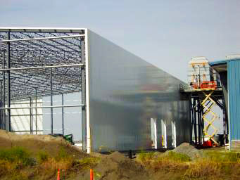 Insulated Metal Building Construction