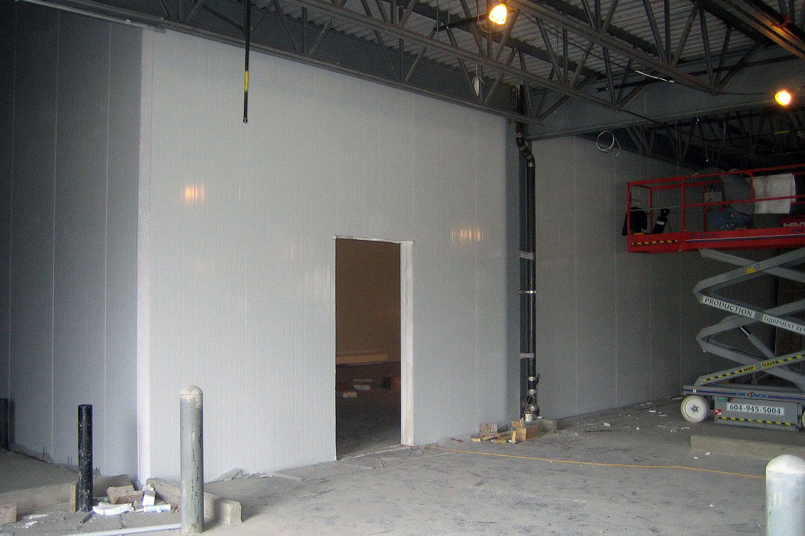 Insulated Metal Panels for Walls