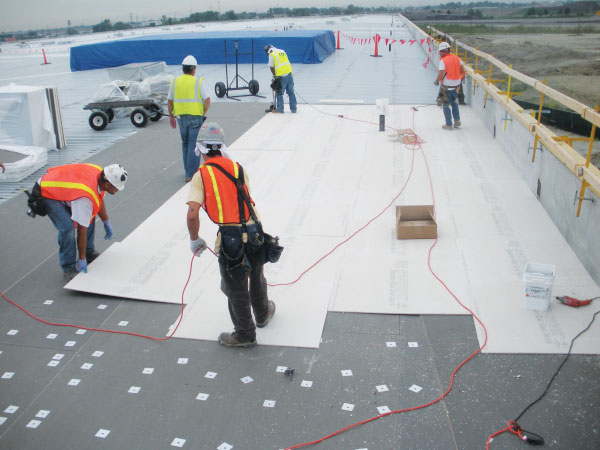 Roofing Insulation Boards