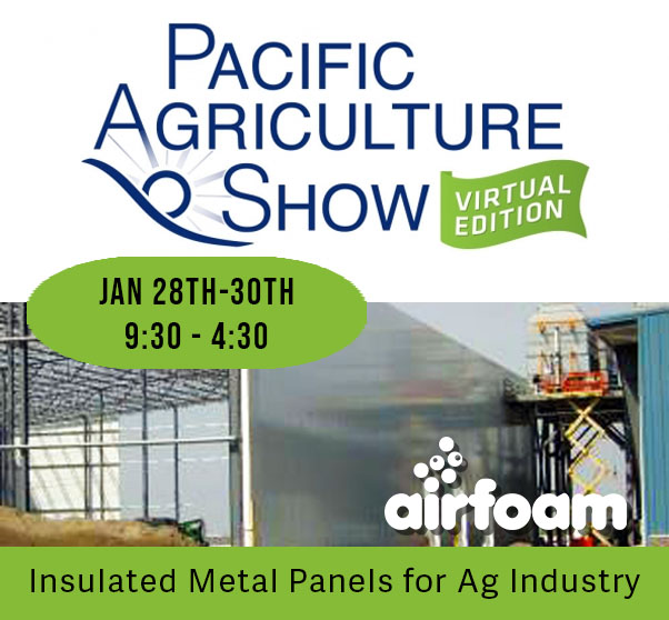 Come Join Us – Pacific Agriculture Show 2021