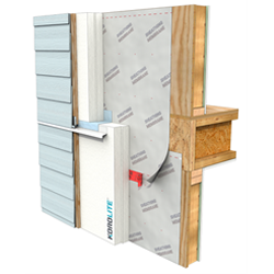 Announcing FoamShield™, our new exterior insulation wall assembly